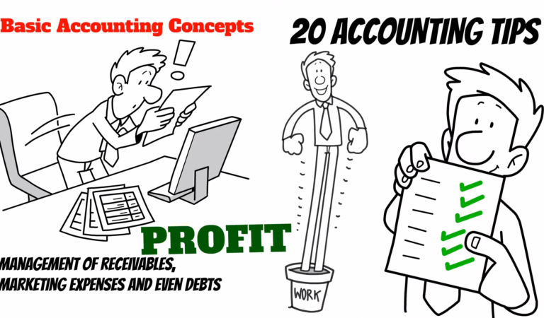 Small Business Accounting Tips to Overcome Business Failure