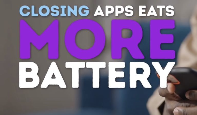 Trick to Save Battery Life When You're Running Low!