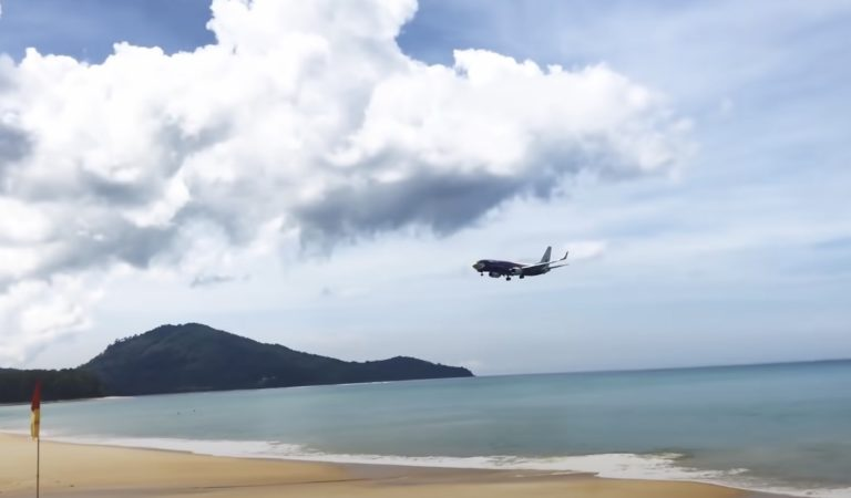 Why Airports Are So Close To Water