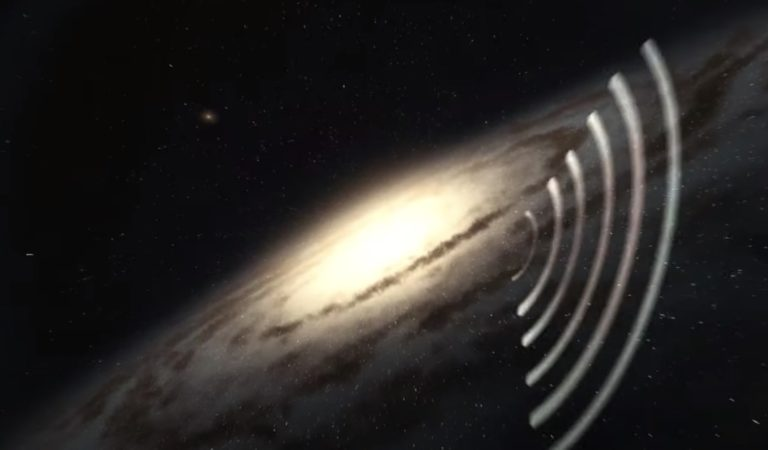 Unknown Object in Our Galaxy Keeps Sending Us Radio Signals
